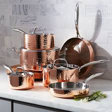 Copper Pots & Pans