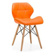 Eames Inspired Eiffel Quilted Dining Chairs