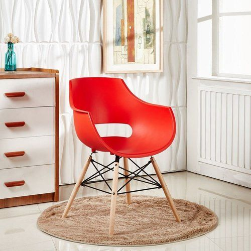 Eiffel Style Armchair - Red
